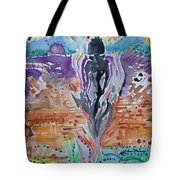 Tlazolteotl, Creative, Absolution And Healing Tote Bag