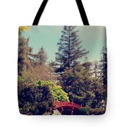 To A Faraway Land Tote Bag