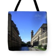 To Be Able To Feel Calm Tote Bag