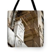 To Be Demolished Tote Bag