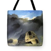 To Be Or Not To Be 24x30 Tote Bag