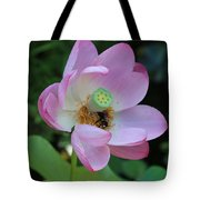 To Bee A Flower Tote Bag