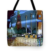 To Big For This Harbor Tote Bag