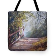 To Bog Meadow Tote Bag