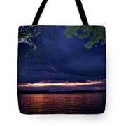 To Flash Or Not Tote Bag