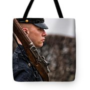 To Guard With Honor Tote Bag