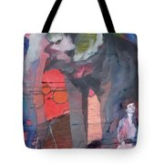 To Jean, The King Of Spain  Tote Bag