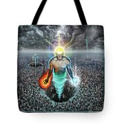 To Rise Above The Masses Tote Bag