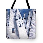 To Sea - To Sea  Tote Bag by Heiko Koehrer-Wagner