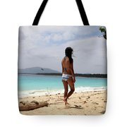 To See Her Again Tote Bag