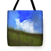 To See The Other Side Of Course Tote Bag