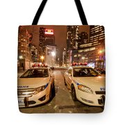 To Serve And Protect Tote Bag
