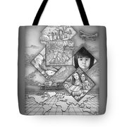 To The Missionfields Tote Bag
