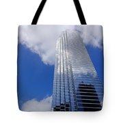 To The Sky Tote Bag