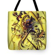 To The Unknown Voice Tote Bag