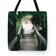 To The Wells Tote Bag