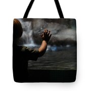 To Want Tote Bag