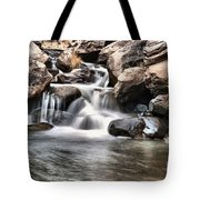 To Watch Calm Water Tote Bag