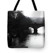 To Where I Flow Tote Bag