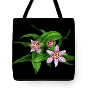 Toad Lily Tote Bag