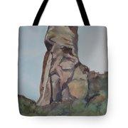 Toad Rock Tote Bag