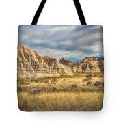 Toadstool Geologic Park Tote Bag
