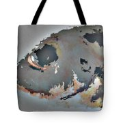 Toau Abstract Tote Bag