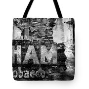 Tobacco Days Tote Bag
