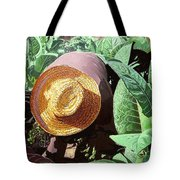 Tobacco Picker Tote Bag by Jose Manuel Abraham