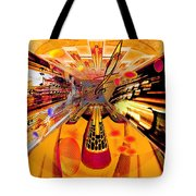Toccata- Masters View Tote Bag