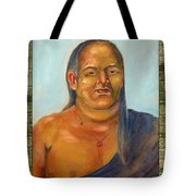 Tochtli Illustration Tote Bag by Lilibeth Andre