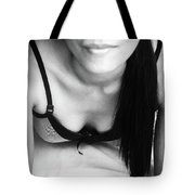 Today I Am Here Tote Bag