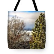 Today The Weather Report Tote Bag