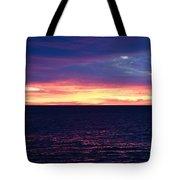 Todays Sunrise Tote Bag