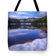Todd Lake Tote Bag