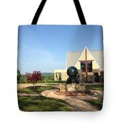 Todd Prayer Chapel Tote Bag