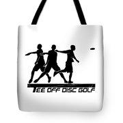 Todg Black Logo Tote Bag