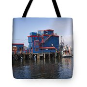 Tofino On The West Coast Of Vancouver Island Tote Bag