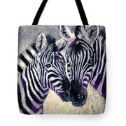 Together Tote Bag by Arline Wagner