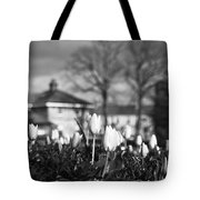 Together Bw Tote Bag