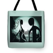 Together Forever 3 Tote Bag
