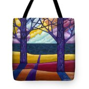 Together Forever Tote Bag by Carla Bank