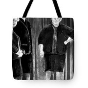 Together Old In Spain 01 Tote Bag