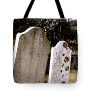 Together Through Time Tote Bag