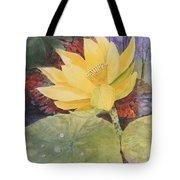 Tohopekaliga Lotus 2 Tote Bag