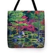 Toji-in Reflection Tote Bag