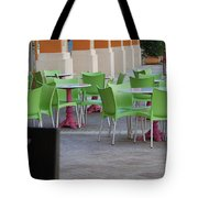 Token Chair Tote Bag