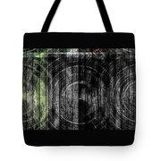 Token Grain Dark Tote Bag