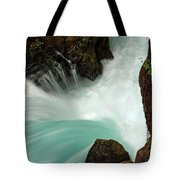 Toketee Falls 3 Tote Bag