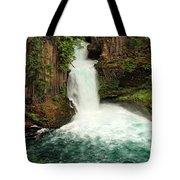 Toketee Falls 4 Tote Bag